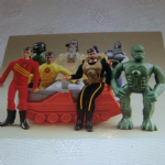 1994 GI Joe 30th Salute #14 1977 super joe  Trading card